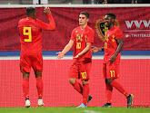 De U21 van België won met 4-1 van Molavië