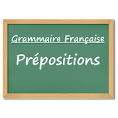Prepositions - Learn French Language Grammar Free