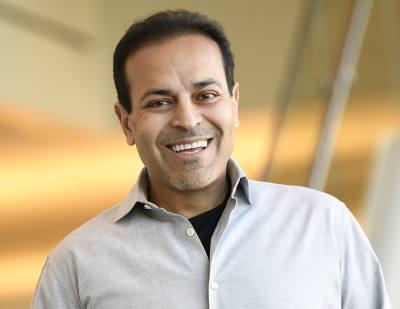 Sanjay Mirchandani, CEO.