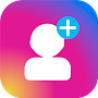 Likes and followers on Instagram APK icon