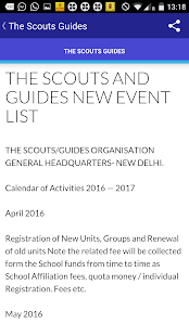 The Scouts Guides- screenshot thumbnail