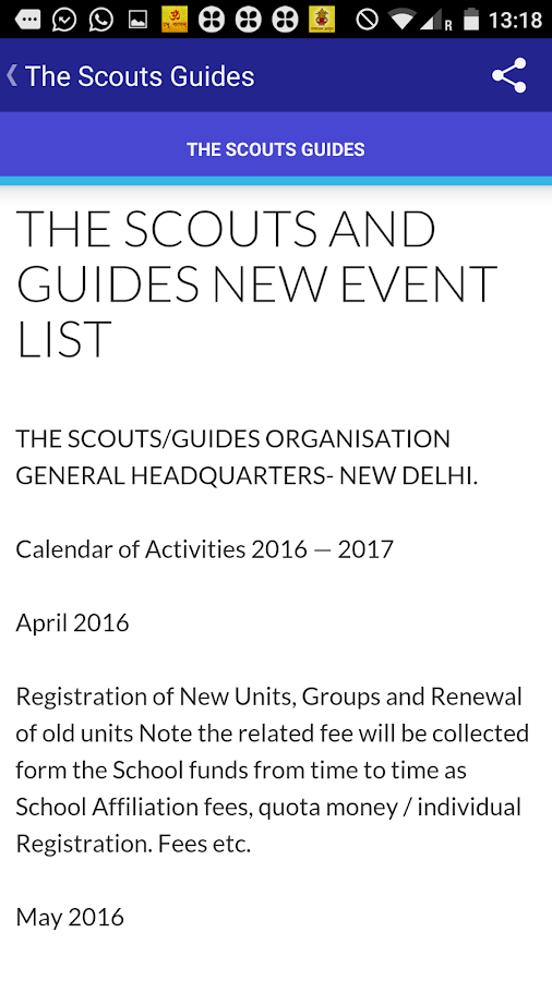 The Scouts Guides- screenshot