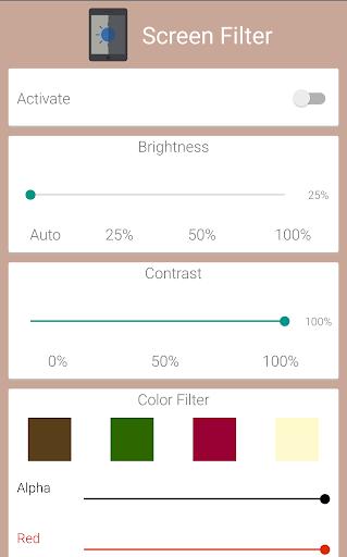 Eye Care - Screen Filter