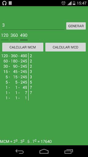Mcm - Mcd app