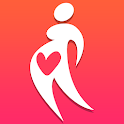 Pregnancy & Baby Tracker Free App icon