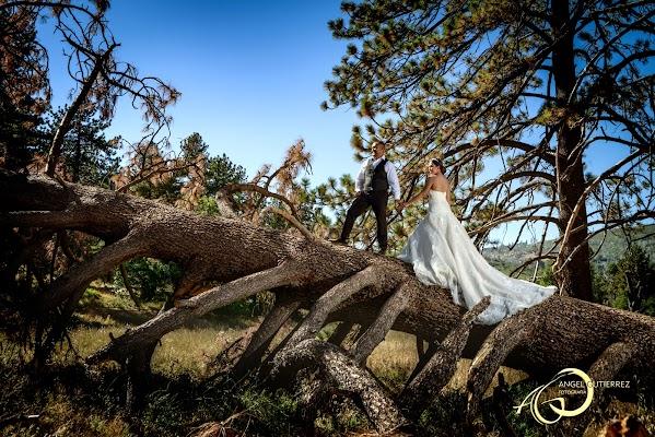 Fotógrafo de bodas Angel Gutierrez (angelgutierre). Foto del 12.01.2018
