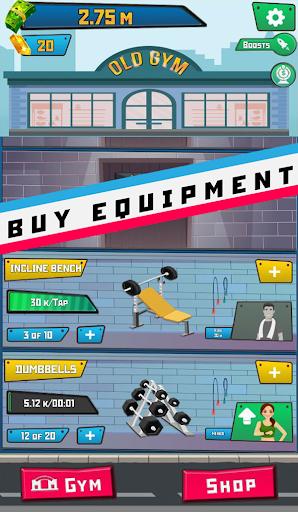 Gym Tycoon: Idle Clicker 1.1 screenshots 2