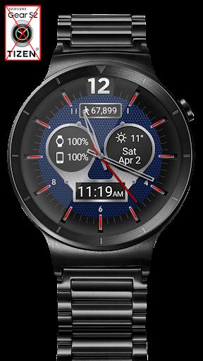 Titanium Brave HD WatchFace Widget Live Wallpaper 4.8.1 screenshots 6