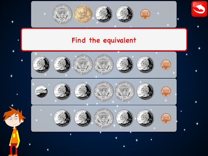 Kids Coins Count Money FREE- screenshot thumbnail