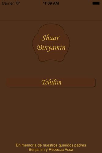 Shaar Binyamin
