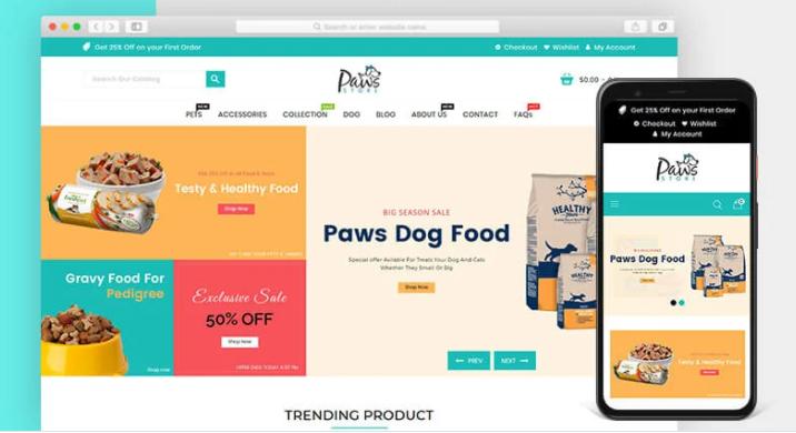 Paws Pet