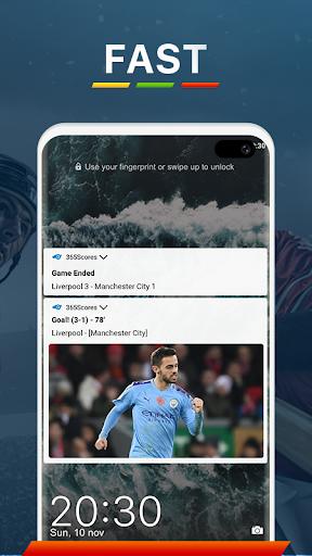 365Scores - Live Scores & Soccer News 10.8.2 Screenshots 5
