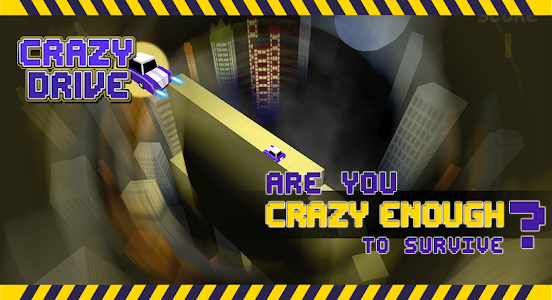 Crazy Drive™ screenshot 2