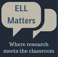 Grab button for ELL Matters