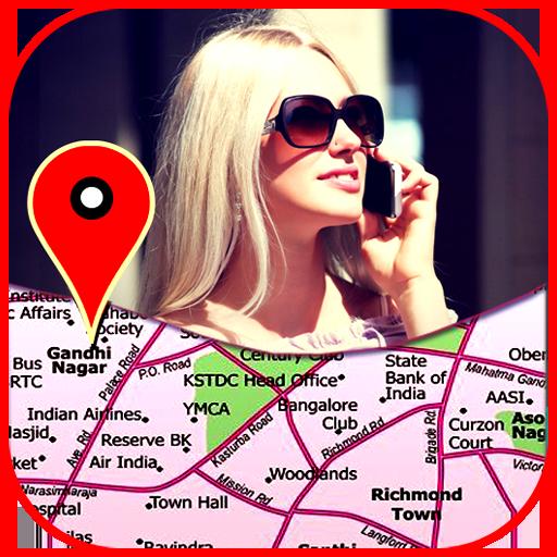 Mobile Number Locator 通訊 App LOGO-硬是要APP