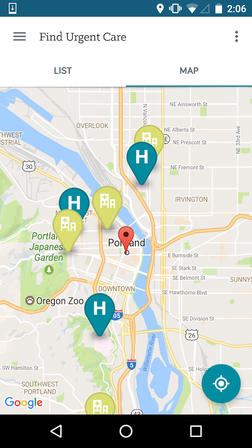 FamilyCare Health Oregon- screenshot