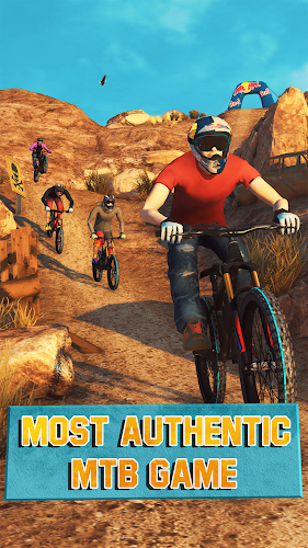 Bike Unchained 2 Android App Screenshot