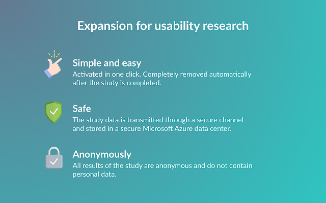 Usability Recorder