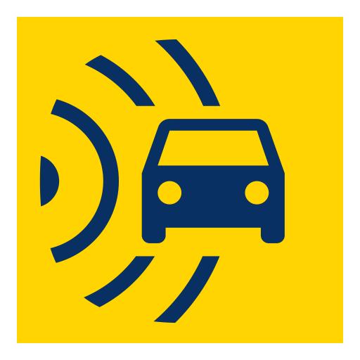 Android aplikacija AMZS, prometne informacije