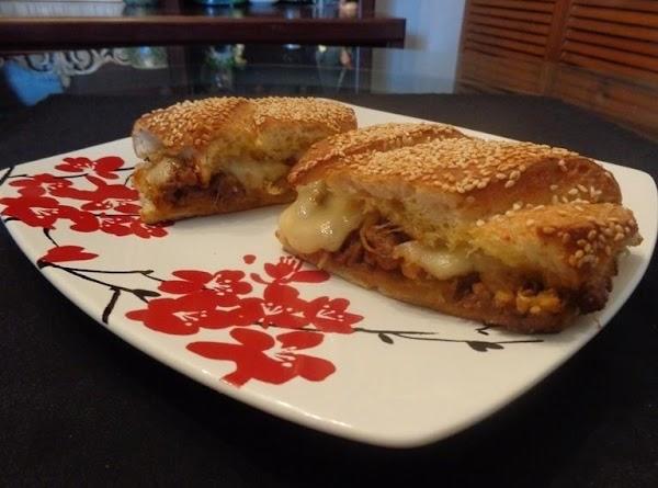 Asian Cheese Steak Sandwich Recipe