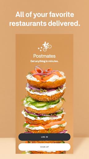 Postmates screenshot 1
