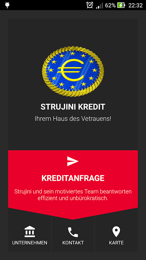 Strujini Kredit – Screenshot