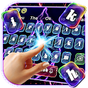 Colorful Lightning Screen Keyboard icon
