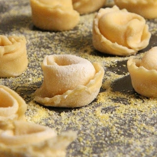 Homemade Tortellini Recipe