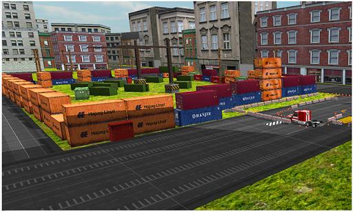 玩免費模擬APP|下載陆军卡车停车场3D app不用錢|硬是要APP
