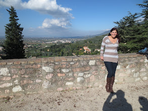 Photo: The Panoramic View where I lost my scarf :(