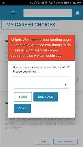 Gradesmatch App screenshot 5