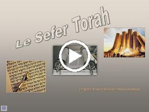 Video: Le Sefer Torah