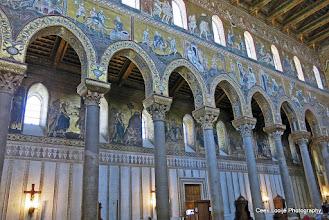 Photo: Sicilië. Monreale. Kathedraal.