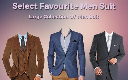 Men Suit Photo Maker 1.0 screenshots 4