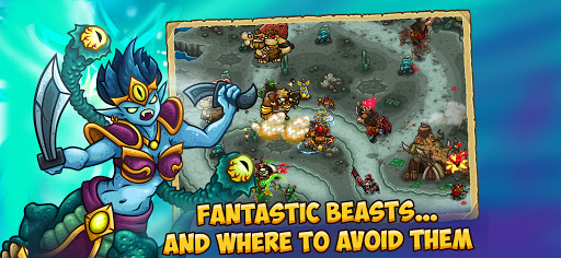 Booblyc TD - Cool Fantasy Tower Defense Game 1.0.601 screenshots 3