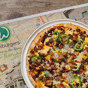 Spicy BBQ Jalapeno Pizza