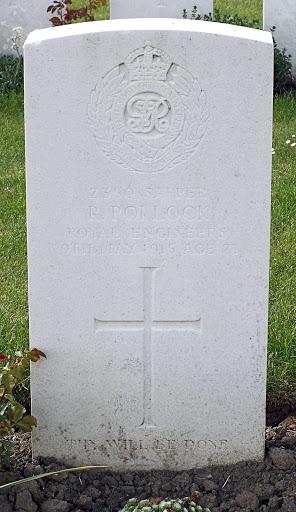 Robert Pollock grave