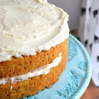 the BEST Carrot Cake.