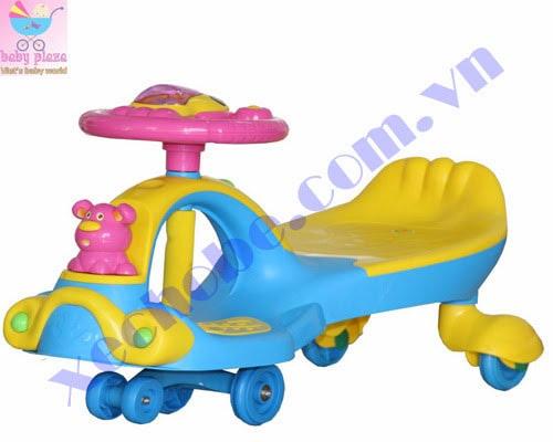 Xe lắc trẻ em XL 3388 3