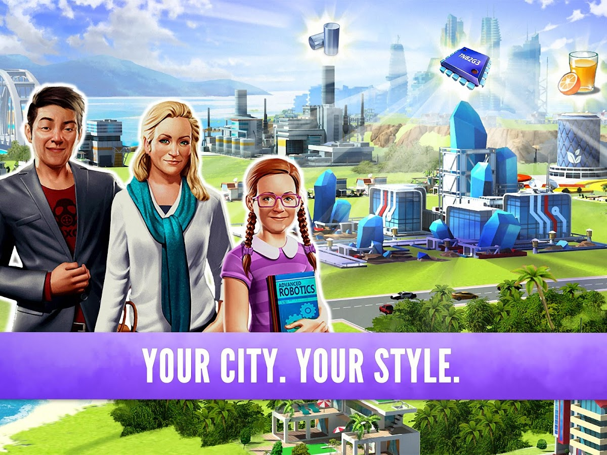Little Big City 2- screenshot