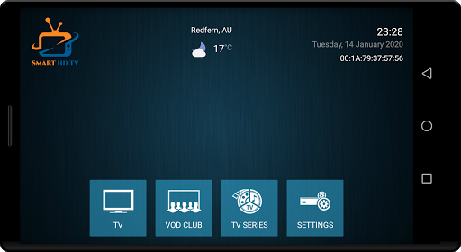 Smart Hd Tv: Live TV 128.0 screenshots 2