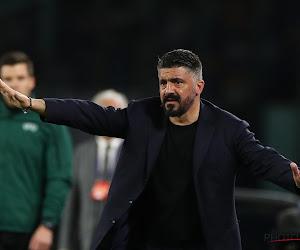 """Gennaro Gattuso l'a mauvaise : """"Nous étions meilleurs sur les deux matchs"""""""