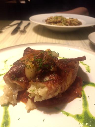 新鮮有機的食材 精湛的廚藝 親切有禮的服務人員 氣氛輕鬆的用餐環境
