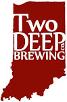 Logo for TwoDEEP Brewing
