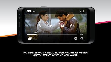 ALTBalaji-Comedy, Thriller, Drama & Romantic Shows APK screenshot thumbnail 5
