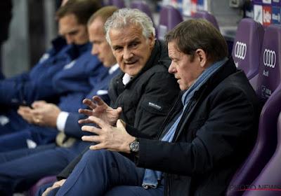Als het aan Fred Rutten ligt, mag linksback deze zomer vertrekken bij Anderlecht