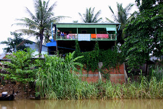 Photo: Year 2 Day 41 -  One of the Houses on the Bank