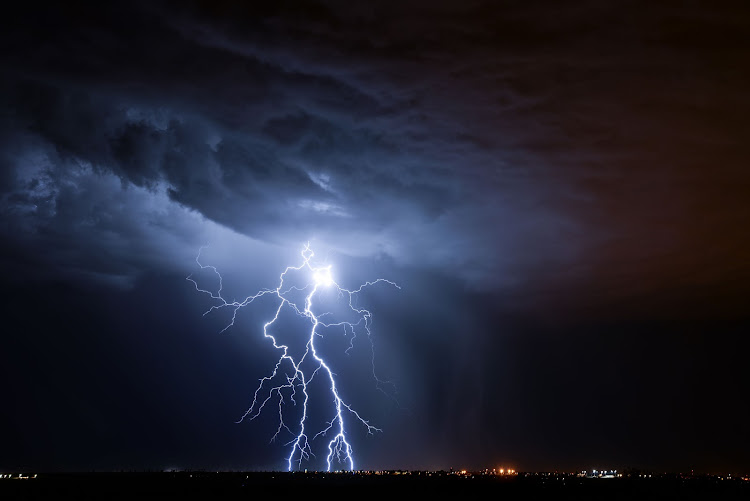 It has been reported that wedding guests were getting off a boat heading towards the bride's house when they were struck by lightning. File photo