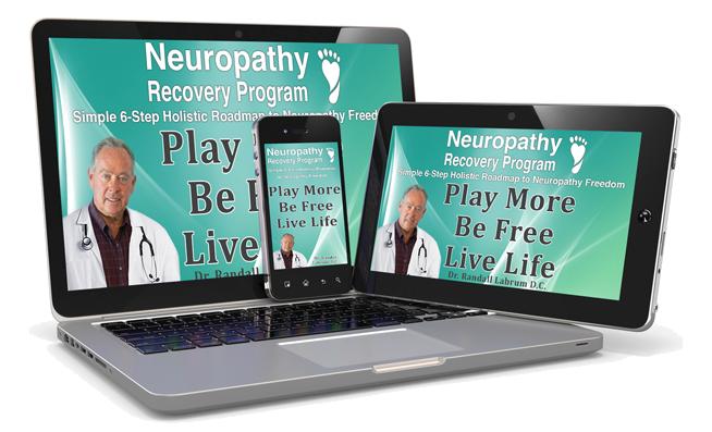 Neuropathy on Laptop Screens