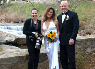 """Photo: """"Elopement Special"""" with Sarah Thompson of http://PhotoDayBliss.com ~ Falls Park - Greenville 3/10 -"""